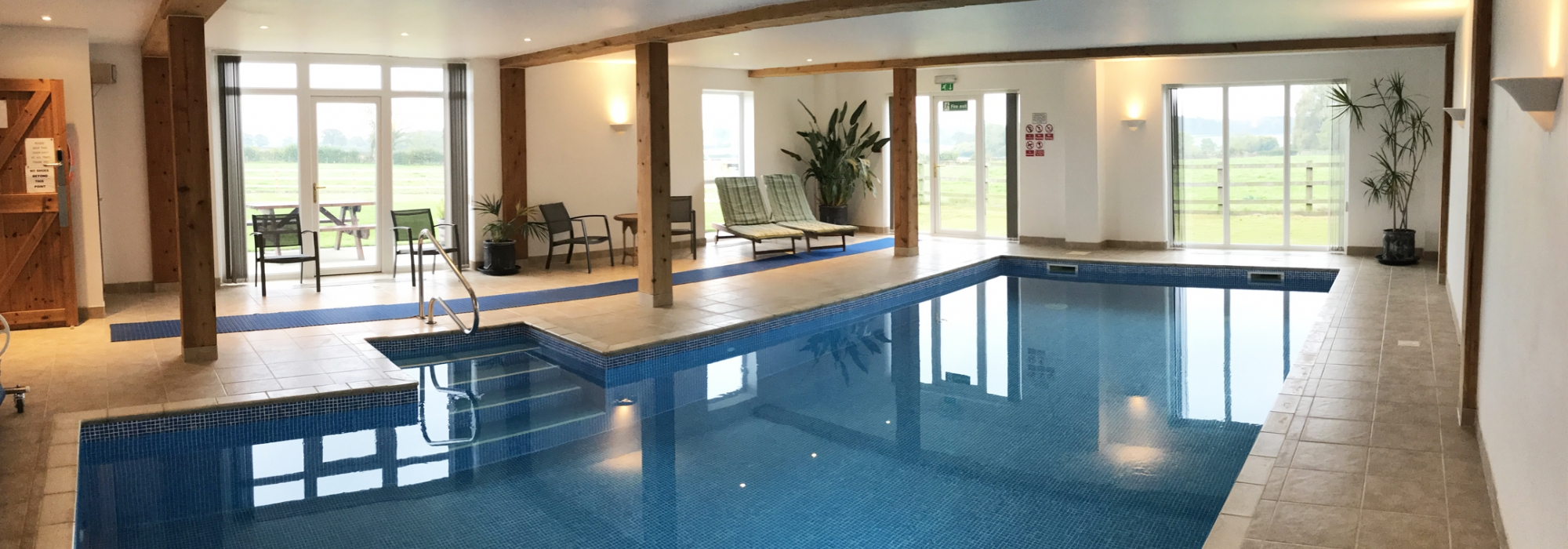 New Indoor Swimming Pool